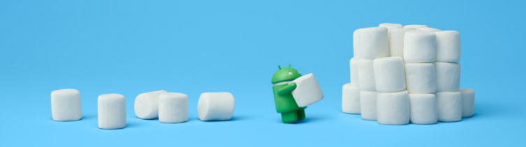 Android marshmallow interface tutoriel blog